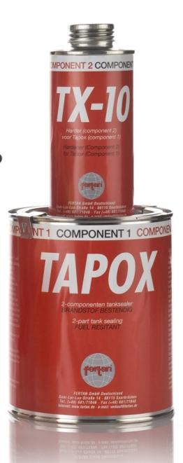 Tapox tank sealer