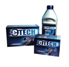 C-Tech pads and brake fluid